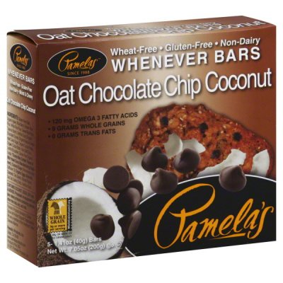 Whenever Bars, Oat Chocolate Chip Coconut