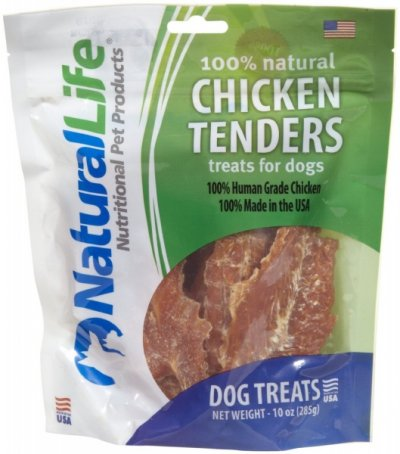 Dog Treats, Chicken Tenders