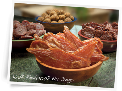 Dog Treats, Home-Style Chicken Jerky