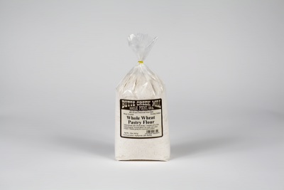 Organic Whole Wheat Pastry Flour, Stone Ground