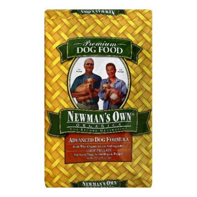 Premium Dog Food, Advanced Dog Formula, Made With Organic Grains And Vegetables