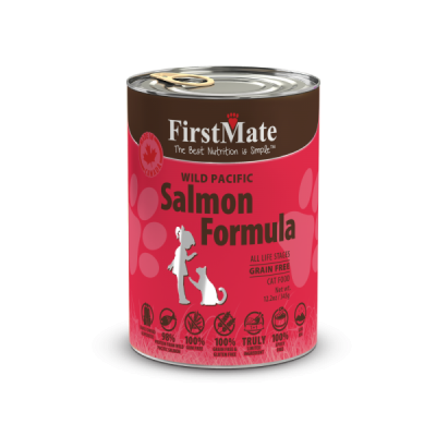 Turkey And Salmon Formula