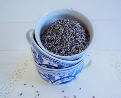 Herbs from Provence, with Lavender