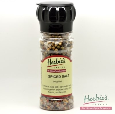 Peppercorns, Whole Black, Grinder