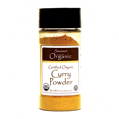 Curry Powder, 100% Organic
