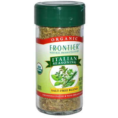 Seasoning, Salt Free, Italian
