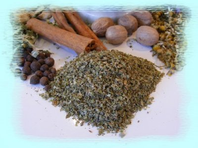 Organic, Spices, marjoram, dried