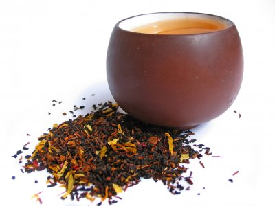 Original Herbal Tea, Caffeine Free, Chamomile With Lavender