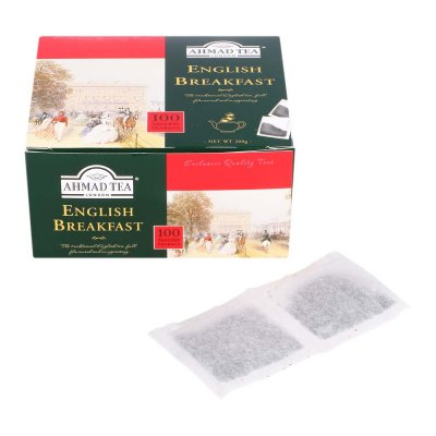 Tea Bags, Tagless