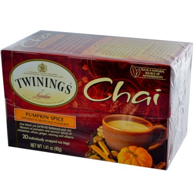 Black Tea, Double Spice Chai