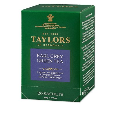 Green Tea, Earl Grey