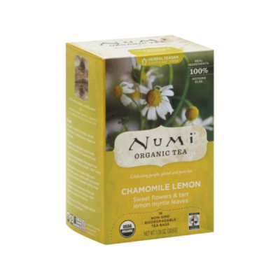 Herbal Tea, Chamomile, Caffeine Free