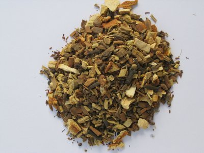 Herbal Tea, Citrus, Cinnamon and Spices