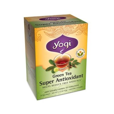 Tea, Green Tea Super Anti-Oxidant