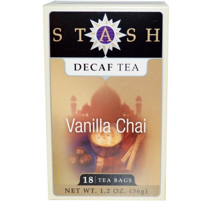 Vanilla Chai Tea, Decaf