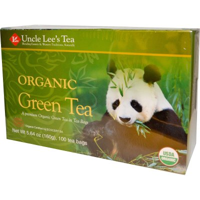 100% Natural Green Tea