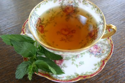 Organic Mint Melange Tea