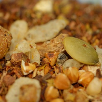 Pumpkin Spice Rooibos Herbal Blend Tea