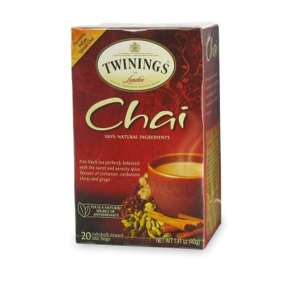 Spiced Black Tea, Organic Chai