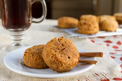 Almond Flour Mix, Pumpkin Muffin