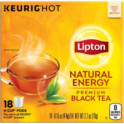 Natural Energy Premium Black Tea