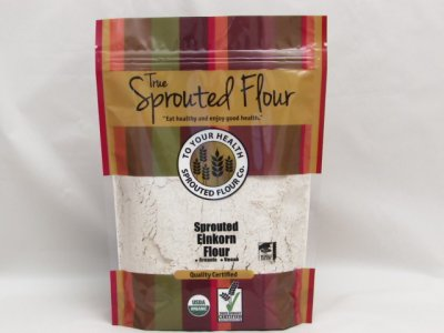 100% Whole Wheat Pastry Flour - Organic