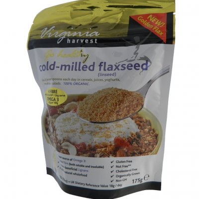 Flaxseed, Cold Milled