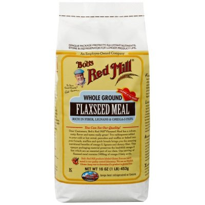 Flaxseed Meal, Whole Ground