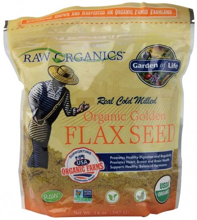 Milled Golden Flaxseed