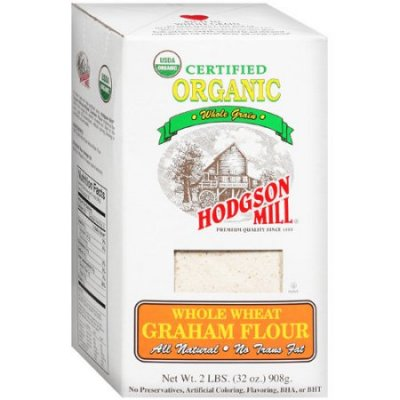 Organic Whole Wheat Graham Flour