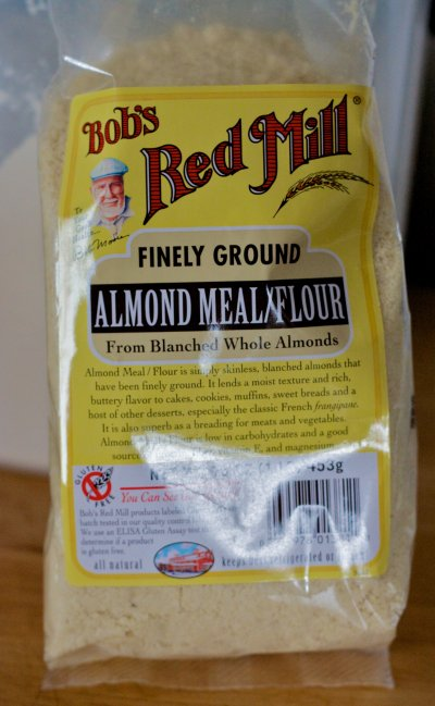 Almond Meal/Flour, Finely Ground