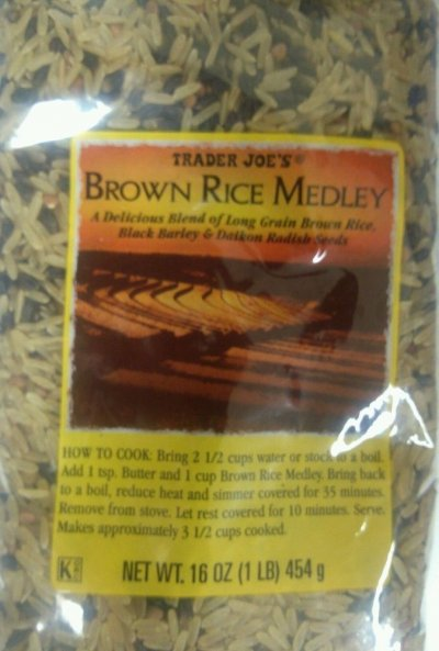 Brown Rice, Long Grain