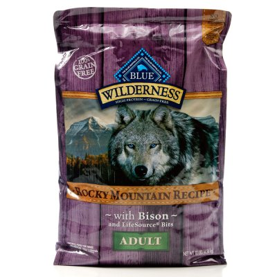 Blue Wilderness, Rocky Mountain Recipe, Adult