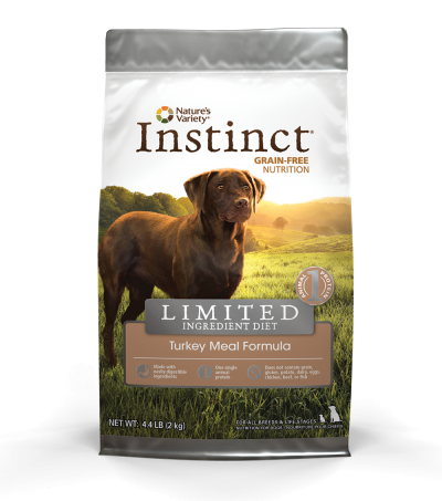 Instinct Grain Free Nutrition