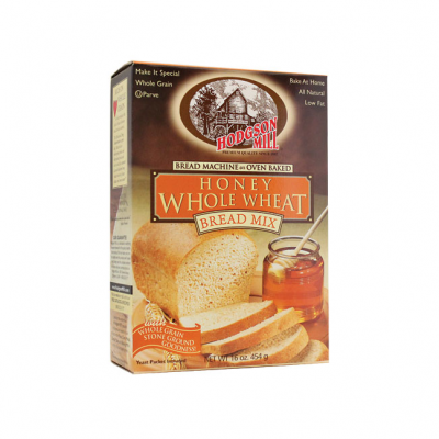 Bread Mix, Honey Whole Wheat