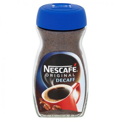 Instant Coffee, 100% Pure, Decaffeinated