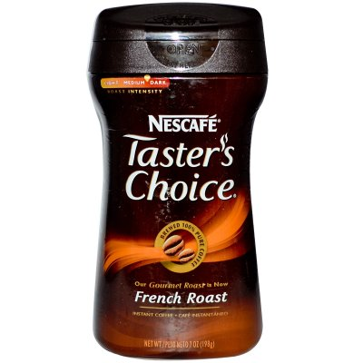 Taster's Choice French Roast, Instant