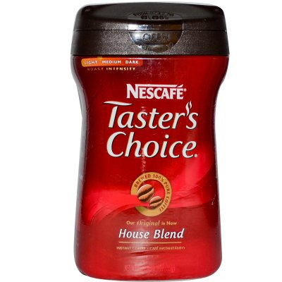 Taster's Choice, House Blend, Instant Coffee