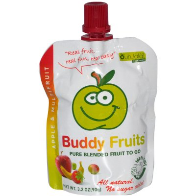 Apple & Multifruit, Blended Fruit