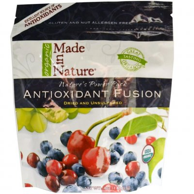 Dried & Unsulfured Nature's  Antioxidant Fusion