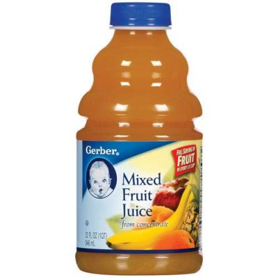 Mixed Fruit, In 100% Fruit Juice