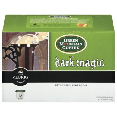Extra Bold Dark Roast Dark Magic Coffee