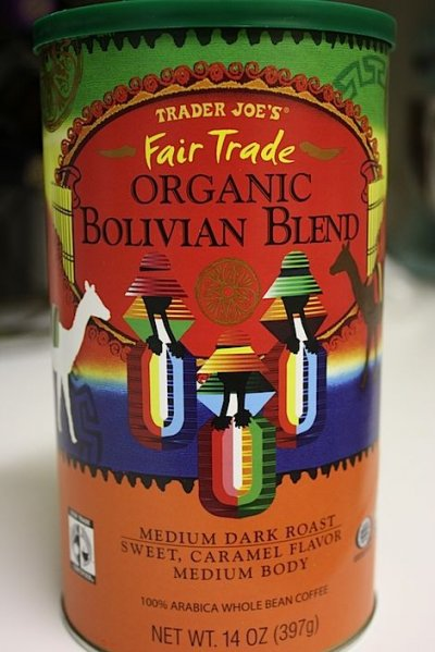 Fair Trade Organic Bolivian Blend
