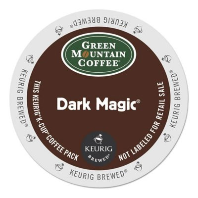 Green Mountain Dark Magic Extra Bold Coffee