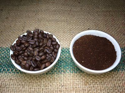 Ground Coffee, Decaf House Blend