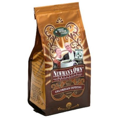 Organic Coffee Ground, Medium Roast