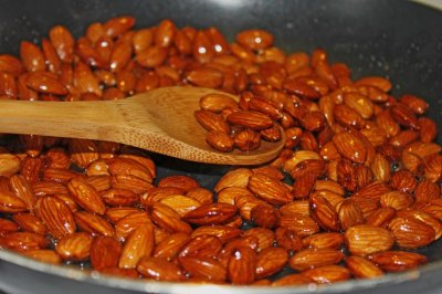 Almonds, Honey Roasted