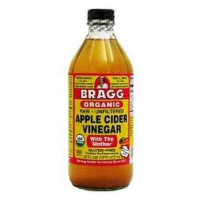 Organic Unpasteurized Apple Cider Vinegar