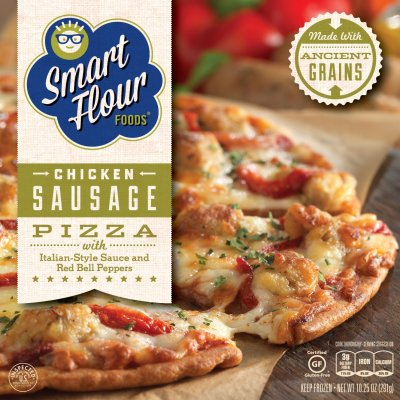 Pizza Crust With Ancient Grains