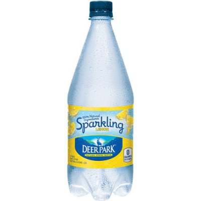 Sparkling Natural Spring Water
